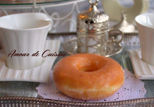 donut fait maison