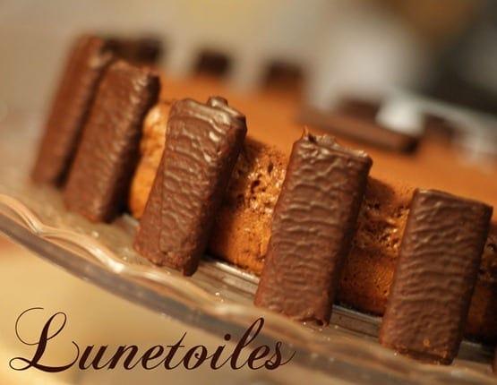 gateau d'anniversaire au chocolat 2