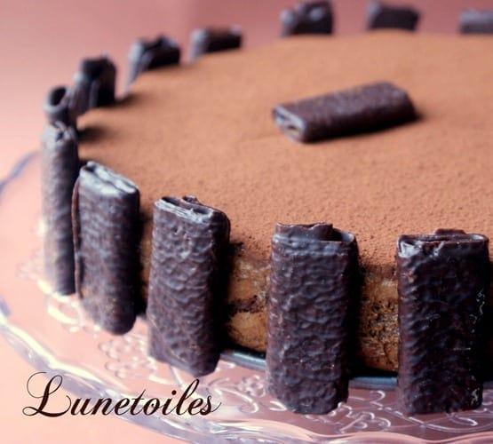 gateau d'anniversaire au chocolat 5