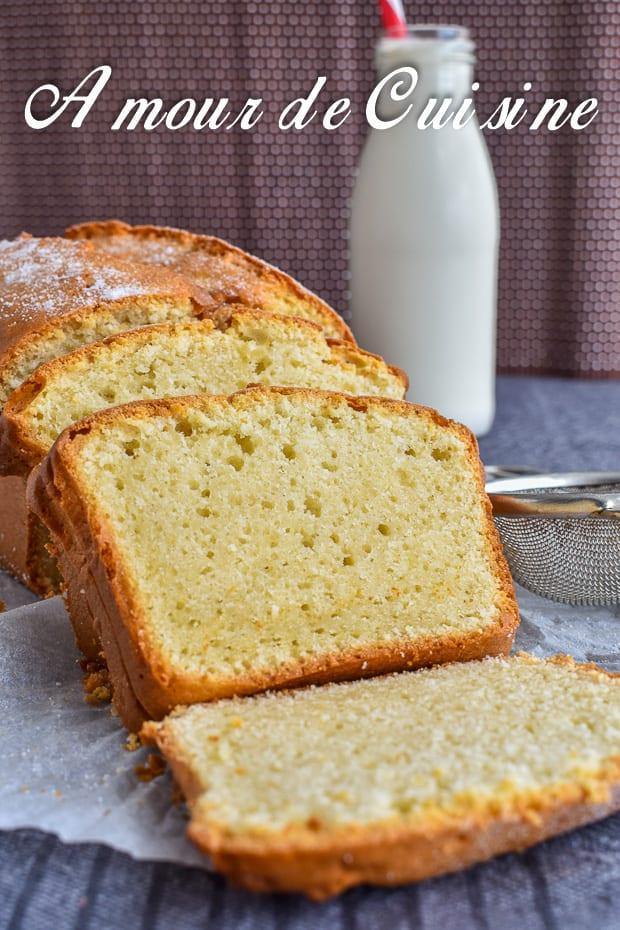 Cake au mascarpone amour de cuisine for 1 amour de cuisine