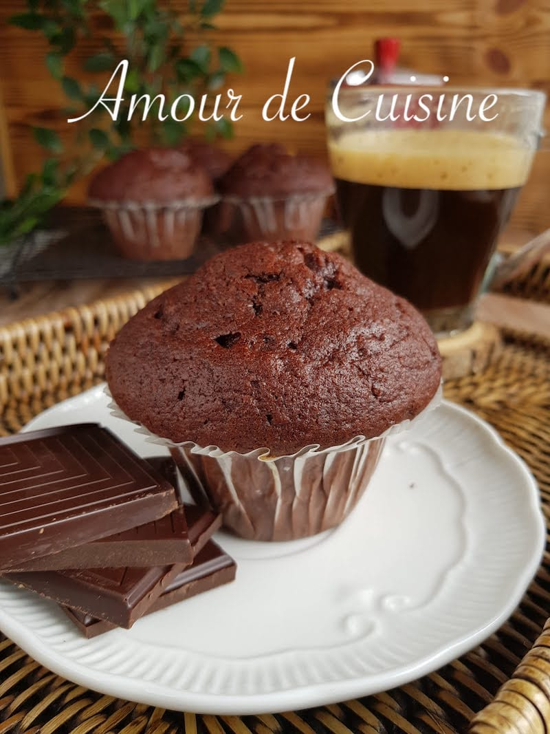 muffins au chocolat recette inratable