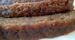 pain d'epice moelleux