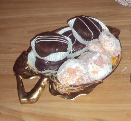 rondelle chocolat a la creme