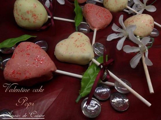 sucette pour la saint valentin