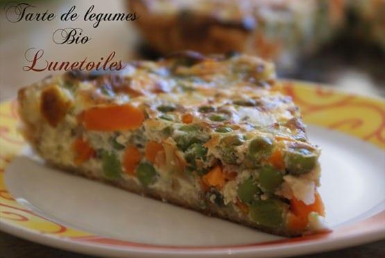 tarte de legumes bio 2