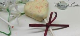 recette cake pops / sucettes pour la saint valentin