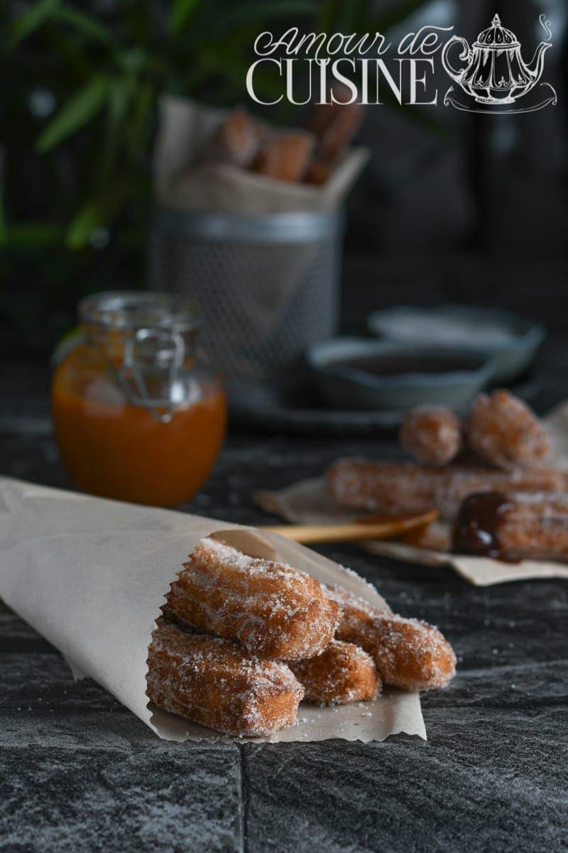 Recette Churros De Fete Foraine recette de churros / chichis , beignet espagnol