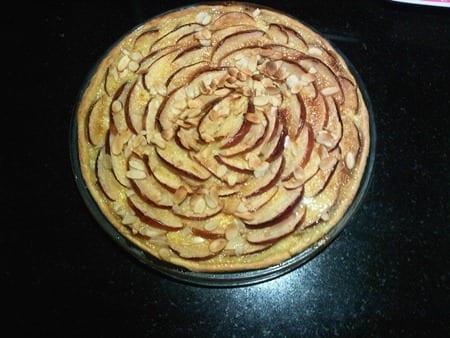 Tarte aux pommes katia