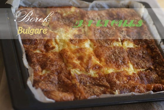 borek au fromage