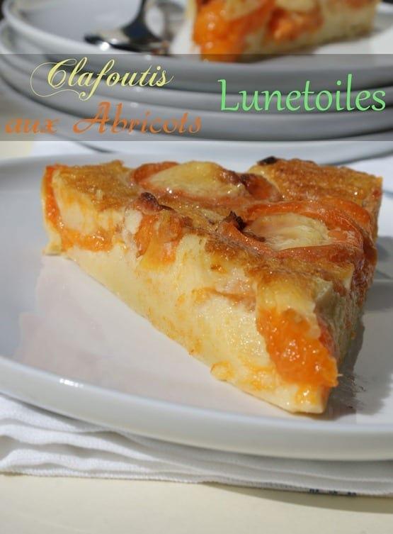 clafoutis aux abricots 3