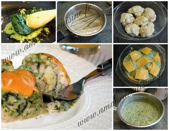 gratin-de-chou-fleur-aux-epinards 2