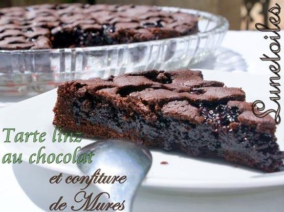 linzertorte chocolat 11