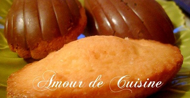 les Madeleines, recette inratable