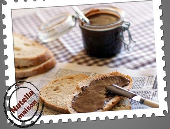 Nutella fait maison amour de cuisine - Nutella maison cuisine futee ...