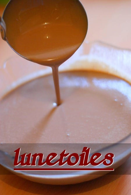 P te a cr pe au nutella au chocolat facile et rapide - Laisser reposer pate a crepe ...