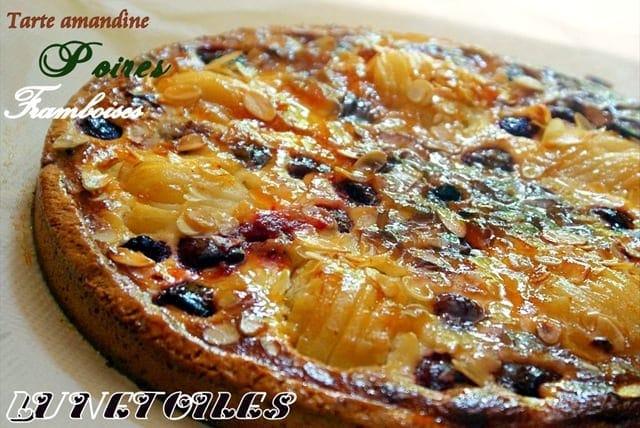 Exceptional Amour De Cuisine Tarte Au Citron #6: Tarte-amandine-poire-framboise-2_41.jpg