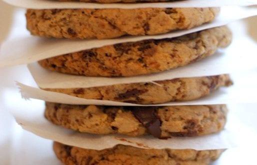 cookies au chocolat moelleux et parfaits