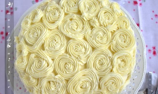 creme au beurre vanille