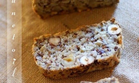 pain a l'avoine / pain riche en fibres