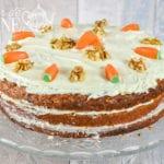 recette du Carotte cake 3