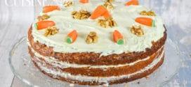 recette du Carotte cake