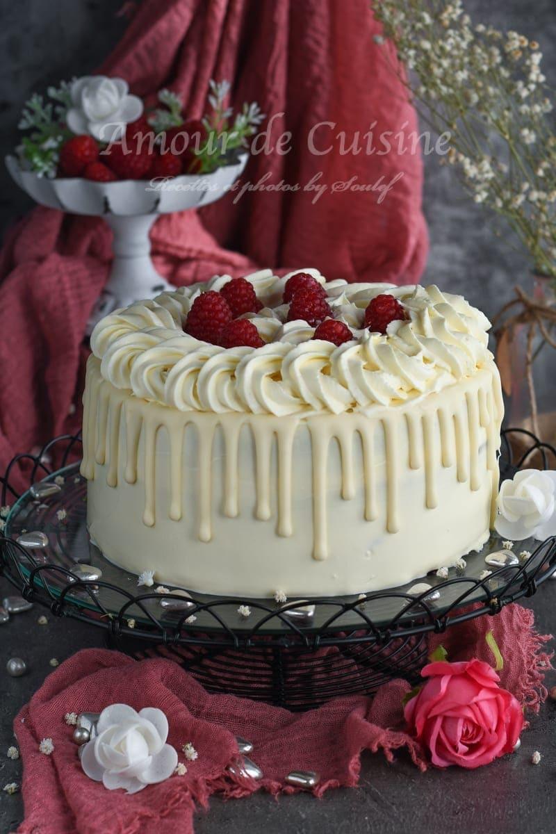 le red velvet cake