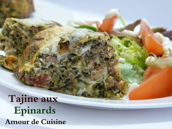 tajine aux epinards 017, cuisine algerienne