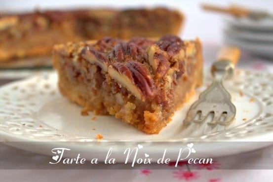 tarte aux noix de pécan - amour de cuisine