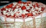recette de la Charlotte aux fraises