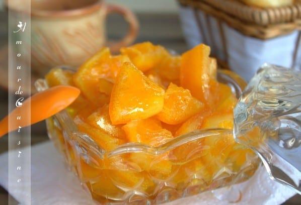 Marmelade d 39 oranges non am re amour de cuisine - Marmelade d orange amere ...