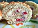 Roulé mascarpone/fraise