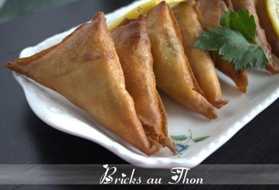Bricks au thon recette facile et rapide amour de cuisine for Cuisine entree facile