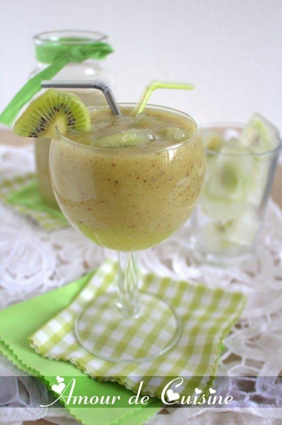 jus de kiwi facile et rapide