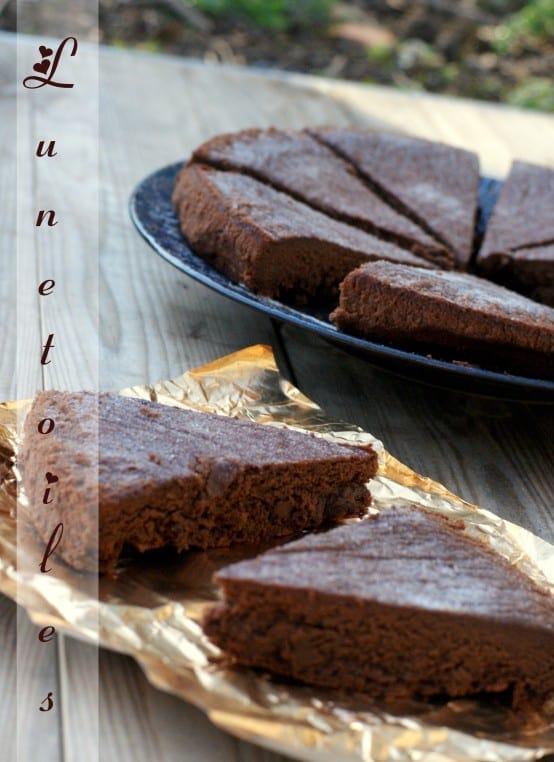 G teau mousseux au chocolat sans farine amour de cuisine - Gateau au chocolat sans farine ...