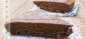 gâteau mousseux au chocolat sans farine