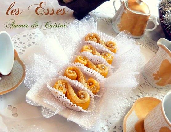 Les esses gateaux aux amandes gateau algerien 2015 for Amour de cuisine 2015