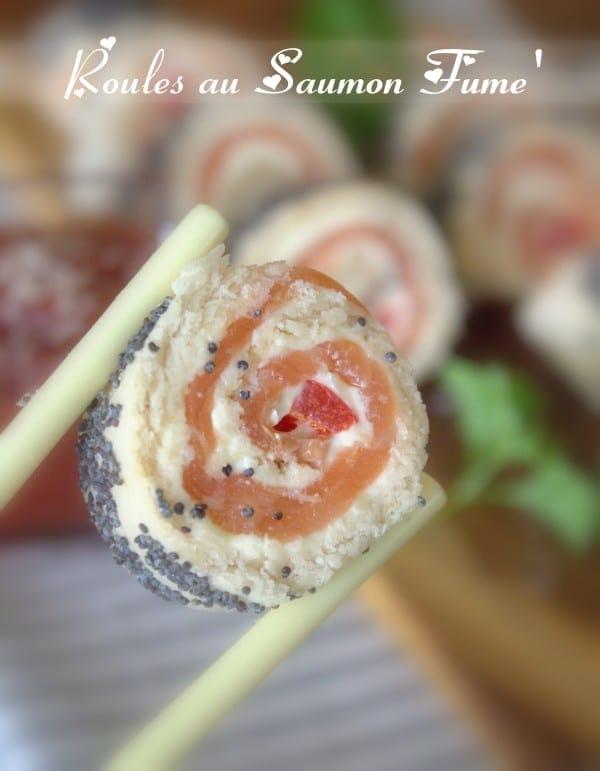 Amuses bouches au saumon fum amour de cuisine - Amuse bouche a preparer d avance ...