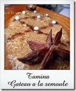 tamina, gateaux sans cuisson, patisserie algerienne