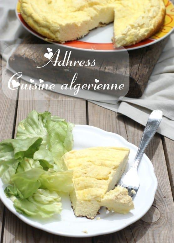 Adhress adghess cuisine algerienne amour de cuisine for Amour de cuisine algerienne