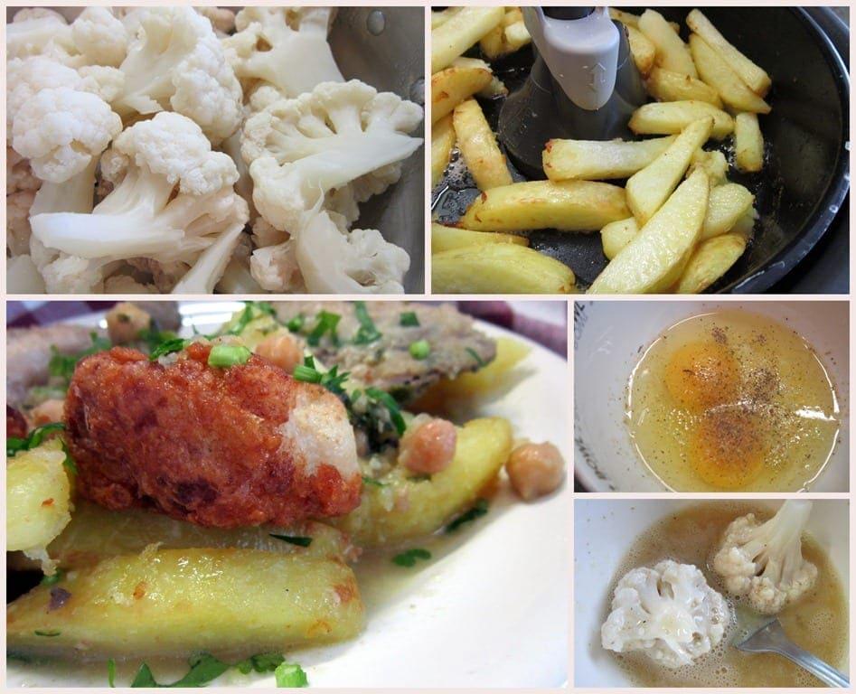 Chou fleur en sauce blanche cuisine algerienne amour de for Dicor de cuisine algerienne