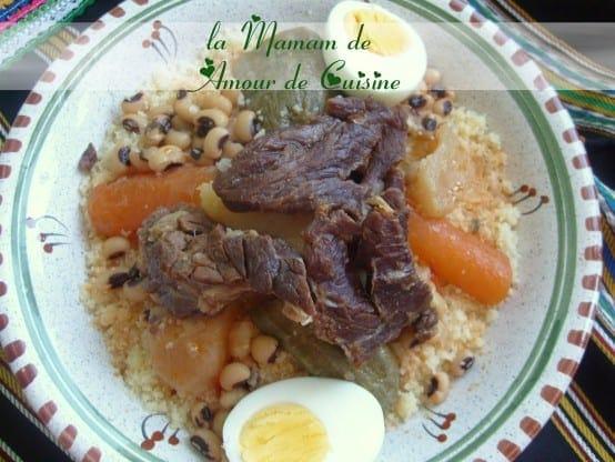 couscous kabyle a la cornille