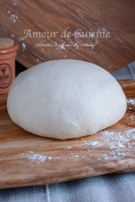 pâte à pizza italienne maison