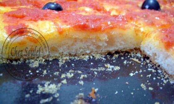 Pate A Pizza Maison Recette Facile Amour De Cuisine