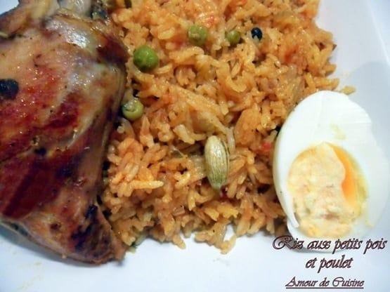 riz aux petits pois 6