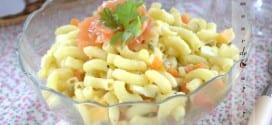 salade de pates: recette facile et rapide