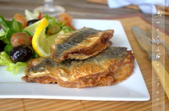 Sardines farcies amour de cuisine - Sardines au four sans odeur ...