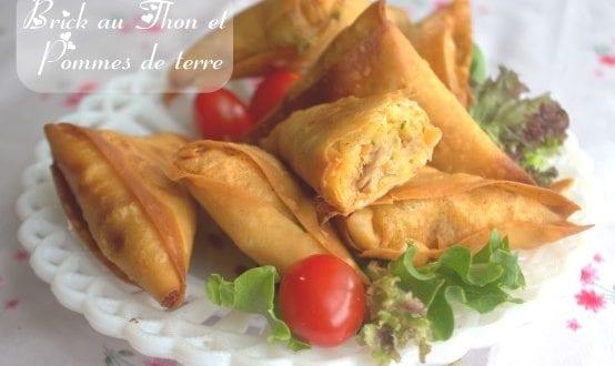 recettes spéciales ramadan 2017 boureks bricks entrées froides