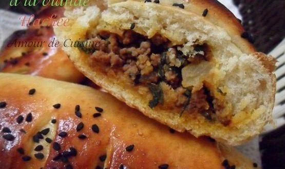 Recette de pains farcis amour de cuisine for Amour de cuisine algerienne