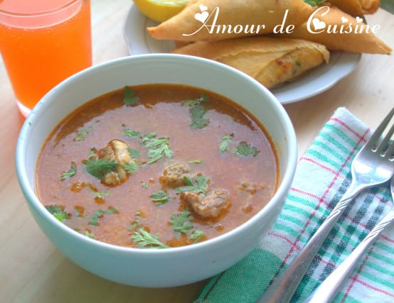 Plats du ramadan 2014 amour de cuisine for Amour de cuisine 2014