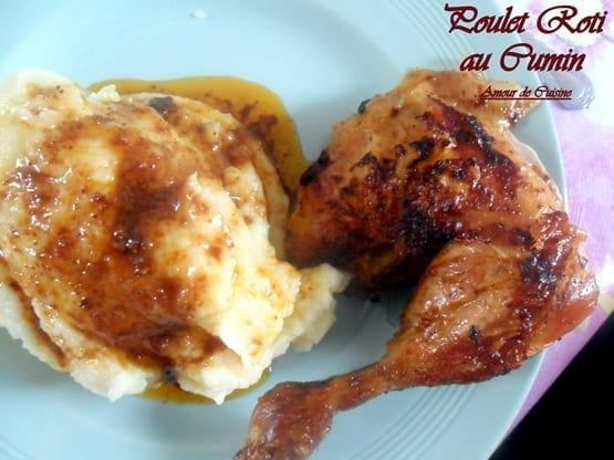 poulet roti au cumin 1